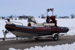 Water Rescue Dive Boat 3371